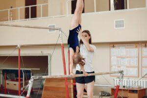 entrainement gymnastique BP JEPS AFMS